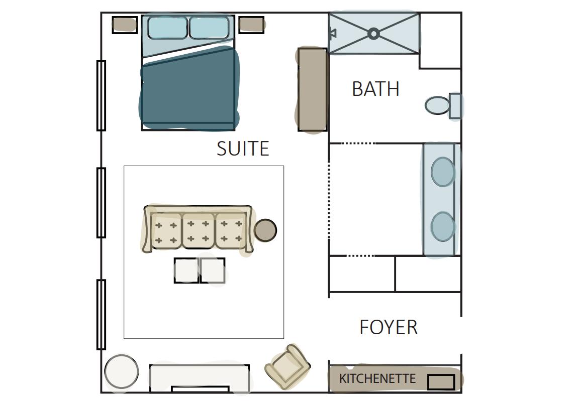 Room 3 Floorplan